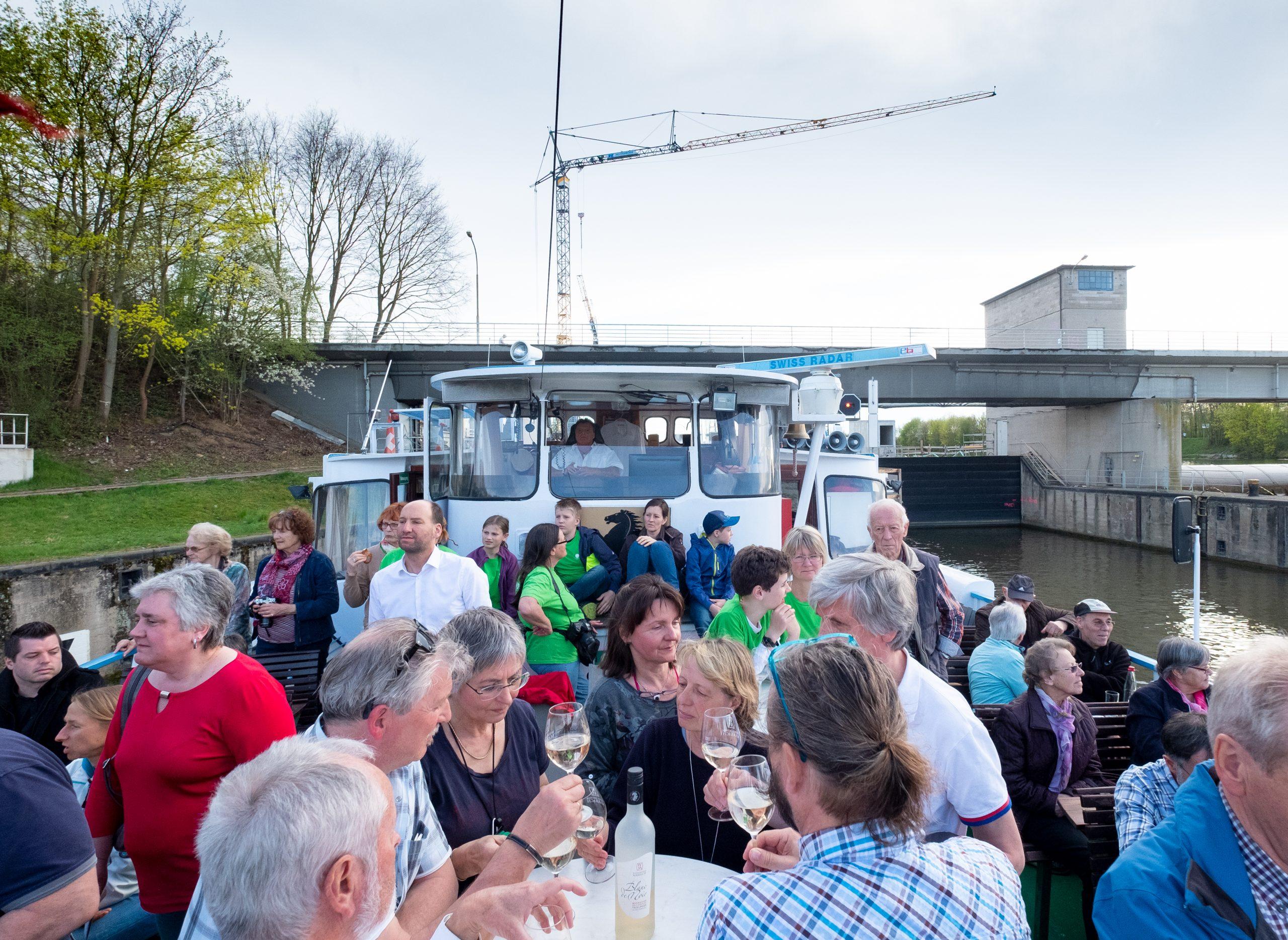 Neckar Open 12 – unterwegs