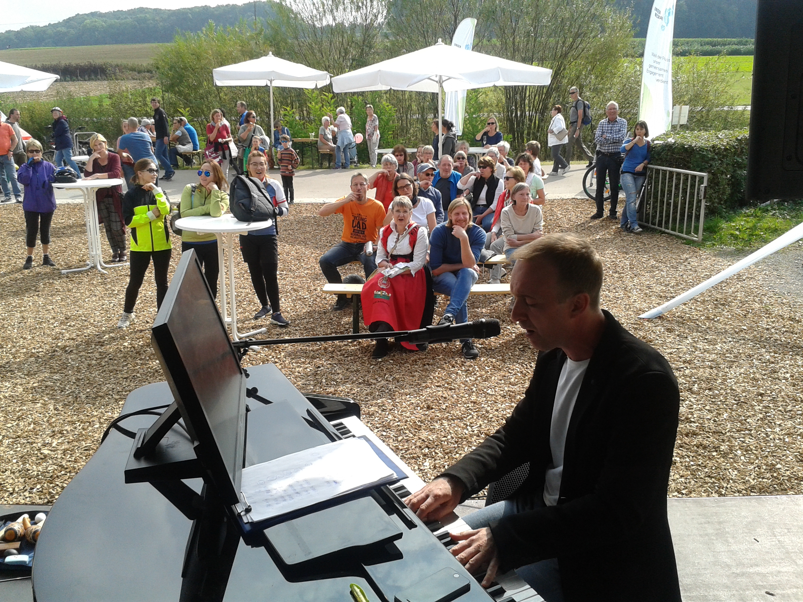 Kultur beim Neckar Open